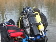 TR300 dive ready