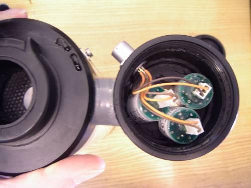 TR300sc Sensoren TecMe